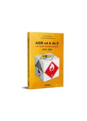 ADR od A do Z nie tylko dla kierowców - okładka książki