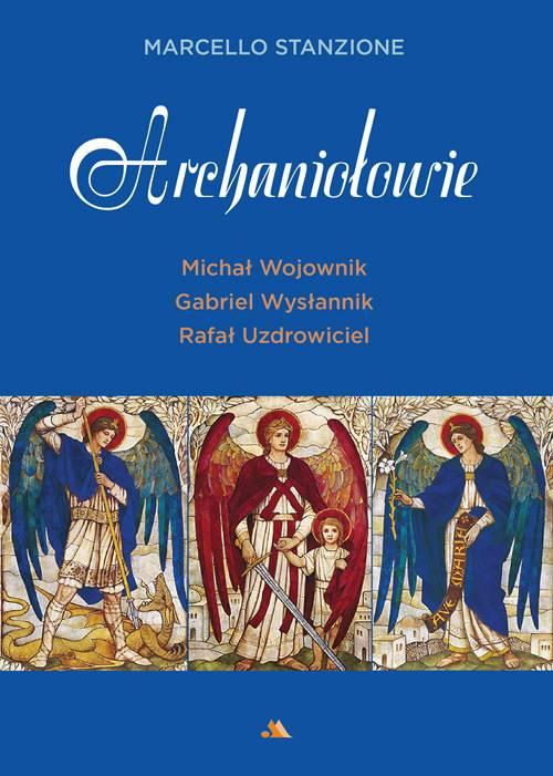 Archaniołowie - okładka książki