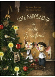 Boże Narodzenie z ciotką Józefiną - okładka książki