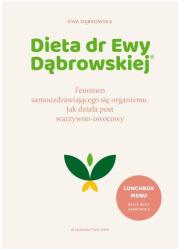 Dieta dr Ewy Dąbrowskiej. Fenomen - okładka książki