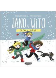 Jano i Wito zapach świąt - okładka książki