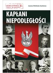 Kapłani niepodległości - okładka książki
