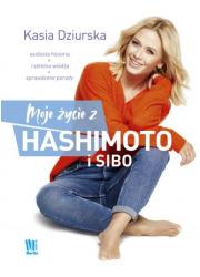 Moje życie z hashimoto i SIBO - okładka książki