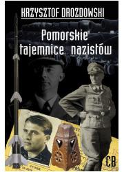 Pomorskie tajemnice III Rzeszy - okładka książki