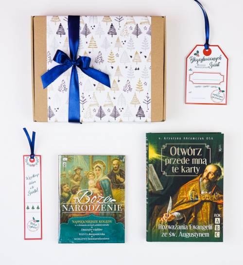 Prezent na Święta dla Babci i Dziadka - okładka książki