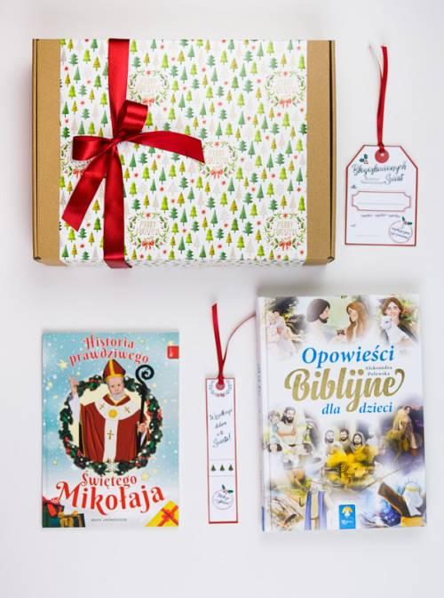 Prezent na Święta dla dziecka (1) - okładka książki