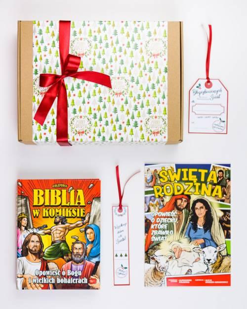Prezent na Święta dla dziecka (2) - okładka książki