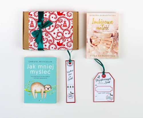 Prezent na Święta dla Niej (1) - okładka książki