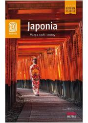 Japonia. Manga, sushi i onseny - okładka książki
