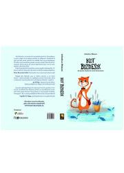 Kot Biznesik. jak pewien zwykły - okładka książki