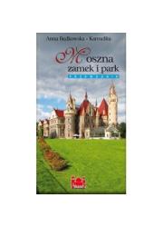 Moszna. Zamek i park - okładka książki