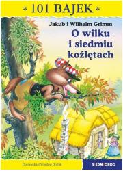 O wilku i siedmiu koźlętach. 101 - okładka książki