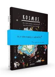 Kosmos / Mózg. To, o czym dorośli - okładka książki