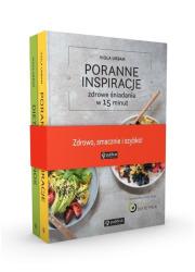 Poranne inspiracje / Dieta na wynos. - okładka książki