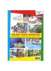 Polskie parki rozrywki 2019 - okładka książki