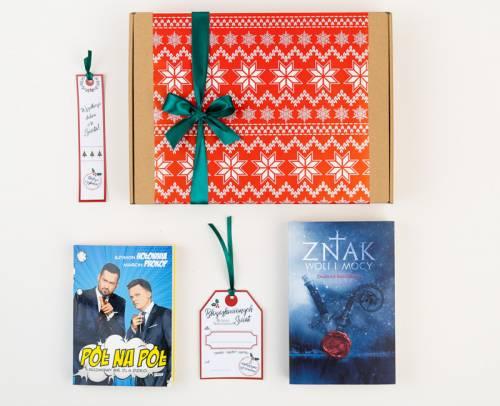 Prezent na Święta dla Niego (2) - okładka książki