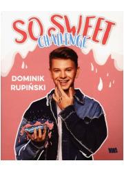 So sweet challenge - okładka książki