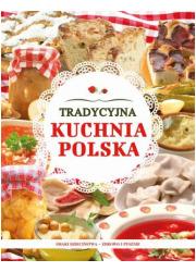 Tradycyjna kuchnia polska - okładka książki