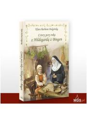 Cztery pory roku z Hildegardą z - okładka książki