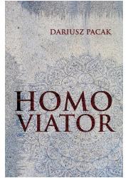 Homo Viator. (czyli odsłońcie tylko - okładka książki