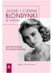 Jasne i ciemne blondynki w historii. - okładka książki