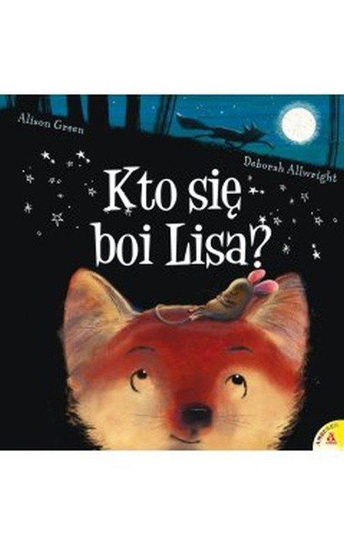 Kto się boi Lisa? - okładka książki