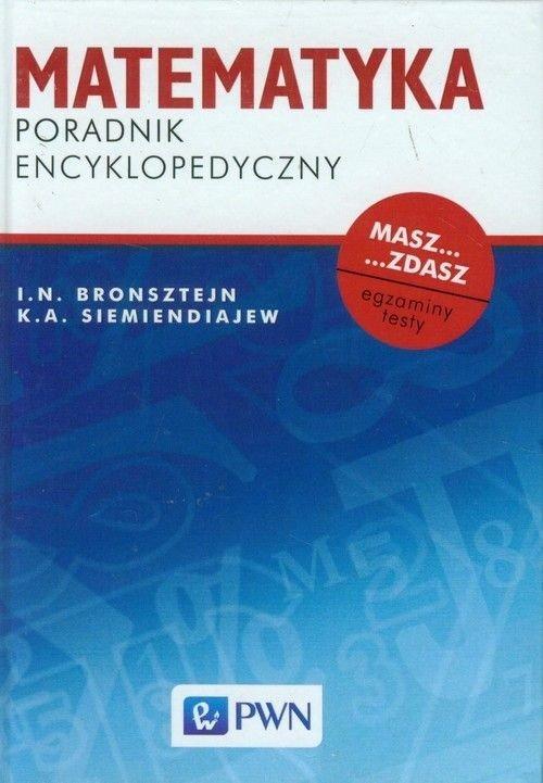 Matematyka. Poradnik encyklopedyczny - okładka książki