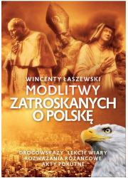 Modlitwy zatroskanych o Polskę - okładka książki