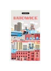 NIEMAPA Katowice - okładka książki