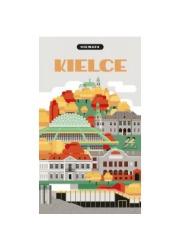 NIEMAPA Kielce - okładka książki