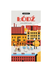 NIEMAPA Łódź - okładka książki
