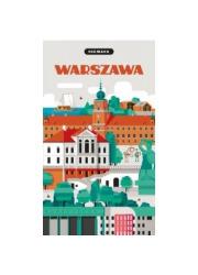NIEMAPA Warszawa - okładka książki