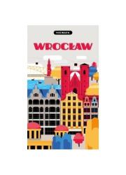NIEMAPA Wrocław - okładka książki
