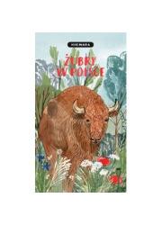 NIEMAPA. Żubry w Polsce - okładka książki
