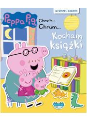 Peppa Pig Chrum... Chrum...nr 60. - okładka książki