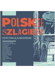 Polskie szlagiery: Odpływają kawiarenki - okładka płyty