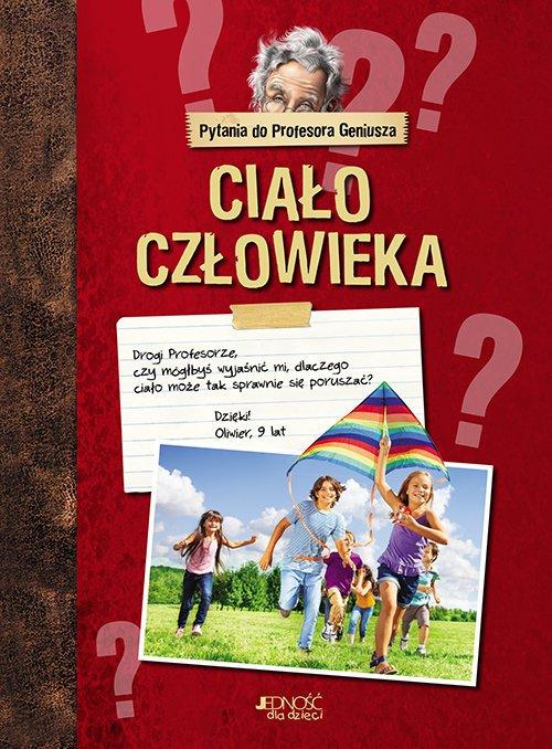 Pytania do Profesora Geniusza. - okładka książki