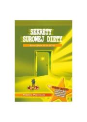 Sekrety surowej diety - okładka książki
