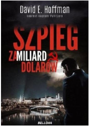 Szpieg za miliard dolarów - okładka książki
