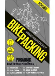 Weekendowy bikepacking - okładka książki