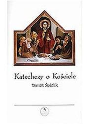 Katechezy o Kościele - okładka książki