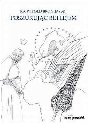 Poszukując Betlejem - okładka książki