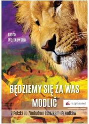 Będziemy się za Was modlić. Z Polski - okładka książki