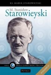 Bł. Stanisław Starowieyski - okładka książki