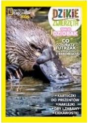 Dzikie Zwierzęta T.22 Dziobak - okładka książki
