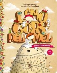 Lenio z Góry Deli Meli. Straszny - okładka książki