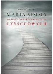 Maria Simma. 365 dni z przyjaciółką - okładka książki