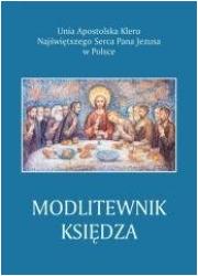 Modlitewnik księdza - okładka książki