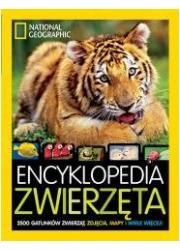 National Geographic. Encyklopedia - okładka książki