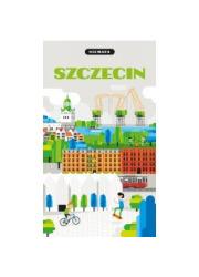 NIEMAPA Szczecin - okładka książki